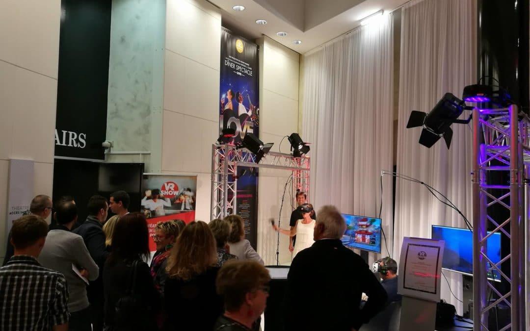 Réalité virtuelle événementiel Toulouse – 10 ans – Casino Barriere