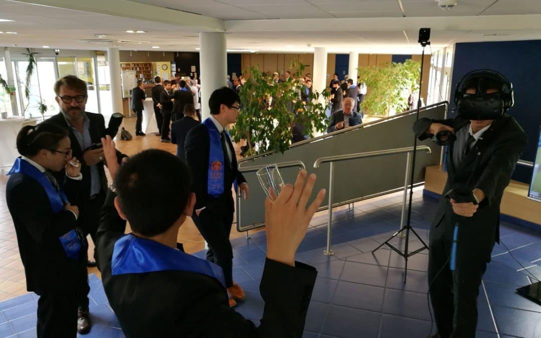 Animation de réalité virtuelle – Congres FASIA 2017