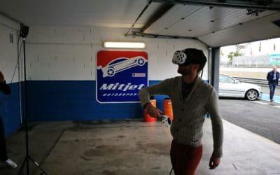 Animation réalité virtuelle – BMW – Pelras