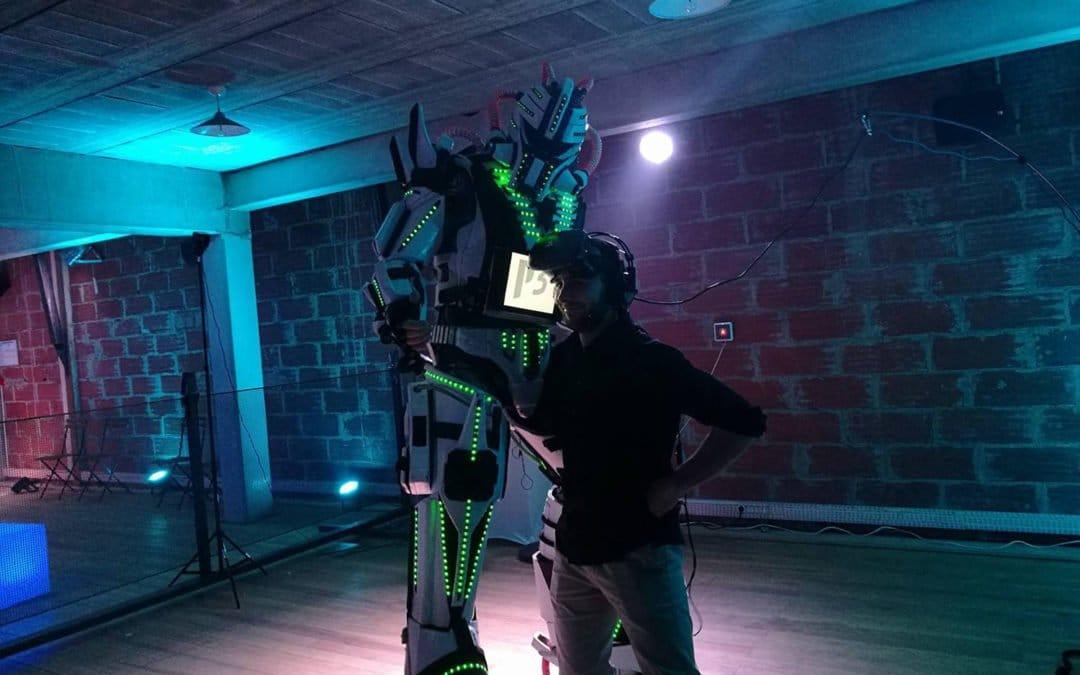 Séminaire réalité virtuelle – Toulouse – Papillone Events