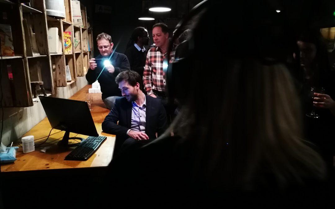 Animation Team Building – Réalité virtuelle