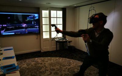 Team building réalité virtuelle