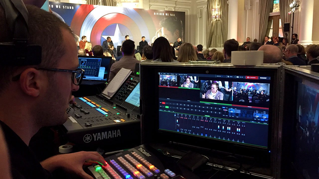 Streaming live 360 r alisation production et r gie live for Interieur d un couvent streaming