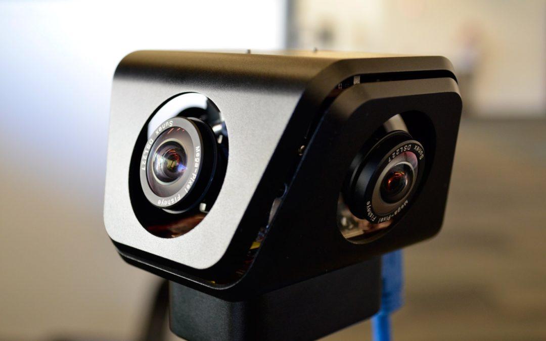 Streaming live vidéo 360