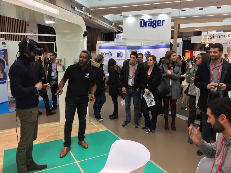 Salon professionnel Animation VR