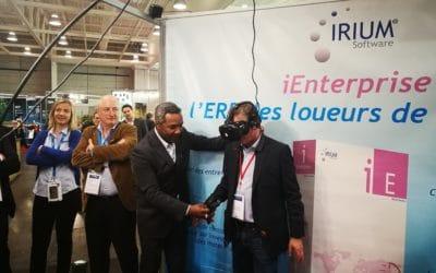 Animation réalité virtuelle – Salon DLR