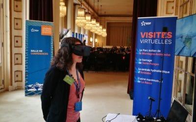 Animation Réalité virtuelle – EDF