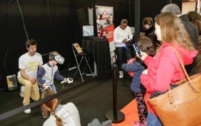 Foire internationale de Toulouse – Petite VR entre amis
