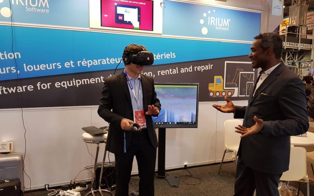 animation salon réalité virtuelle
