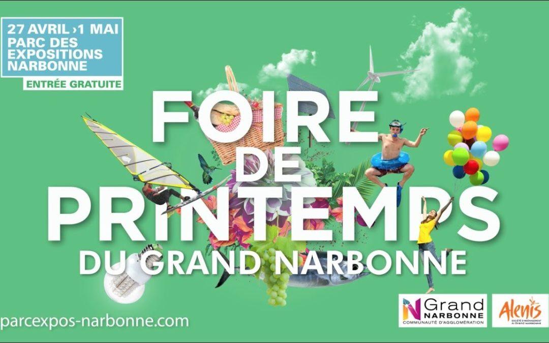 Foire de Printemps du Grand Narbonne