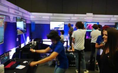 Animation Réalité Virtuelle – Cdiscount