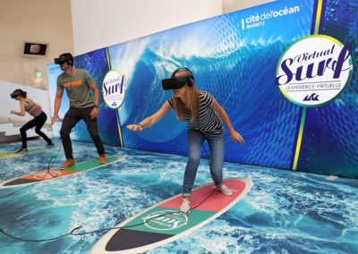 Agence Surf realite virtuelle