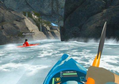 Experience Kayak VR