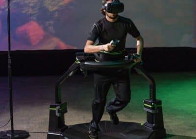 Jeu tir simulateur realite virtuelle