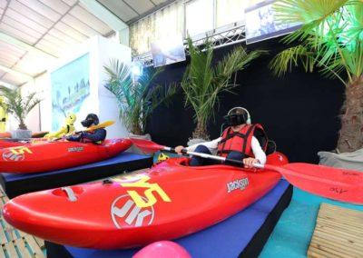 Kayak Realite Virtuelle