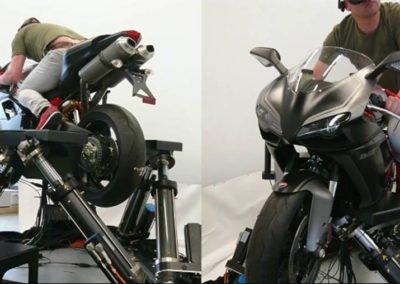 Simulateur Moto VR