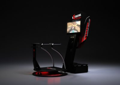 Simulateur Xtrematic Extreme Machine