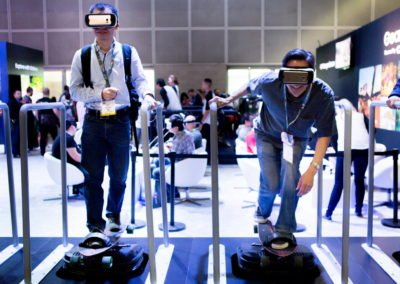 Skateboarding VR
