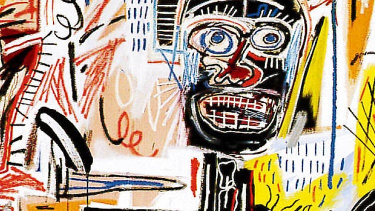 L'expo Basquiat à la Fondation Louis Vuitton en VISITE VIRTUELLE