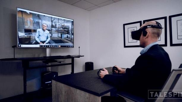 La production dapplication VR 360 Realite Virtuelle3