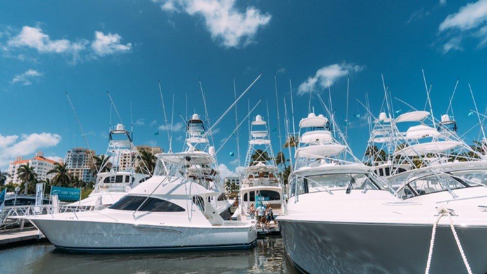 Le Virtual Yacht show fait barrage au Covid 19
