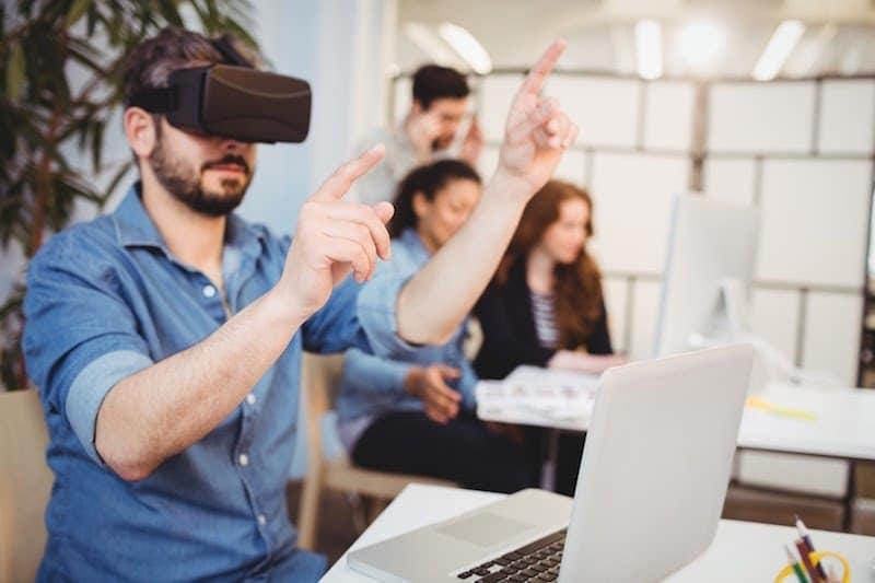 la r alit virtuelle 3D pour entreprise 5