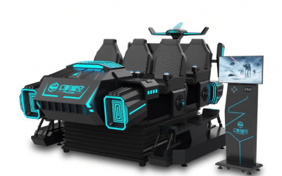Louez un Simulateur en VR
