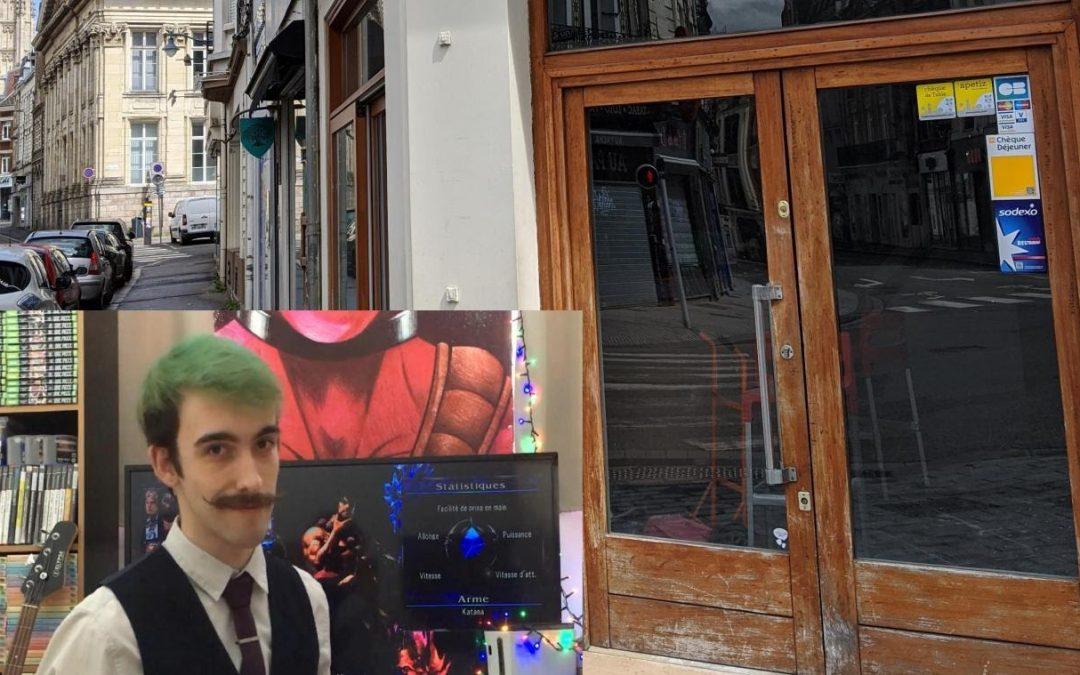 Bar à jeux vidéos avec la réalité virtuelle
