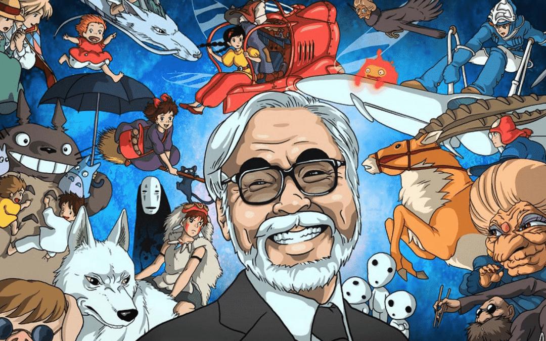 La visite virtuelle du musée Ghibli