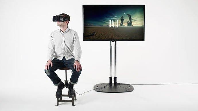 La visite virtuelle du mus e Salvador Dali en Floride 3