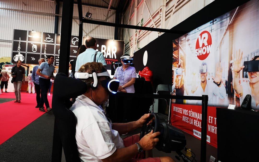 L'animation de réalité virtuelle à Toulouse
