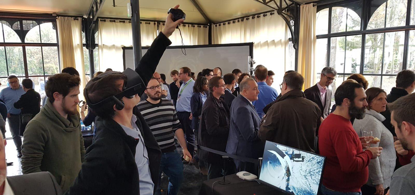 Lanimation de r alit virtuelle Toulouse 5