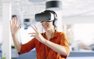 L'animation de réalité virtuelle à bordeaux