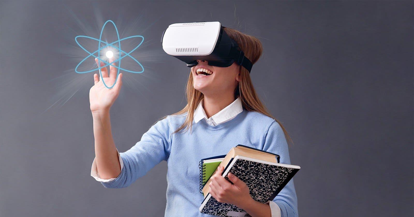 Lenovo et Veative Lab cr ent le digital learning1