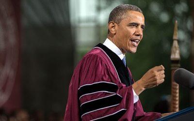 Les Conférences virtuelle des Obama