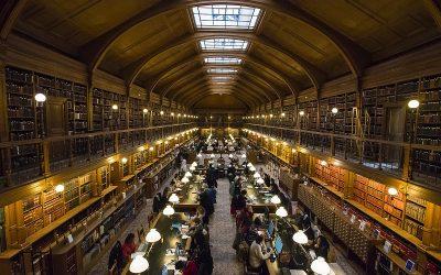 Les bibliothèques en visite virtuelle