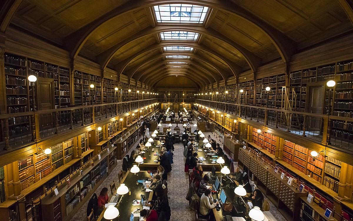 Les biblioth ques en visite virtuelle 4