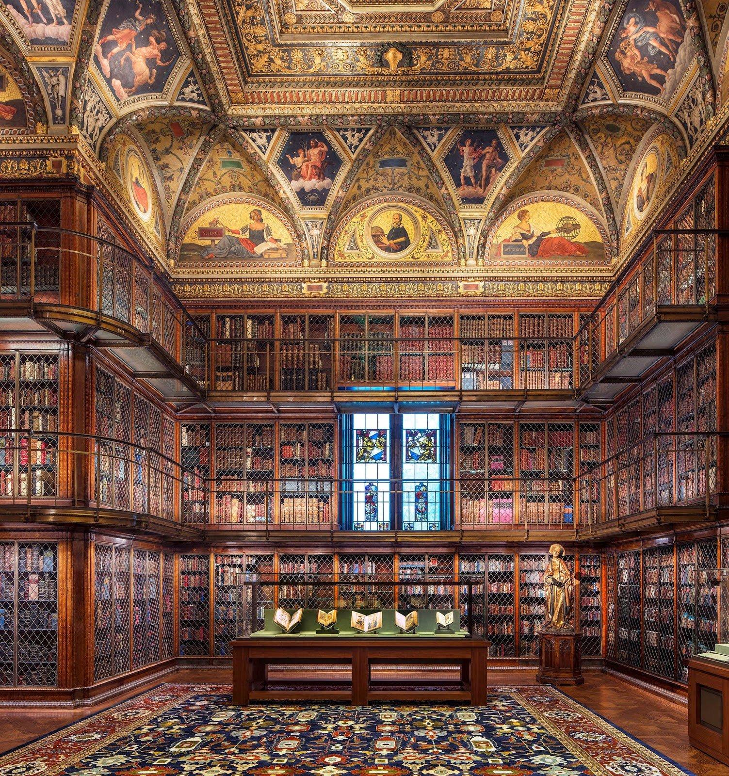 Les biblioth ques en visite virtuelle 5