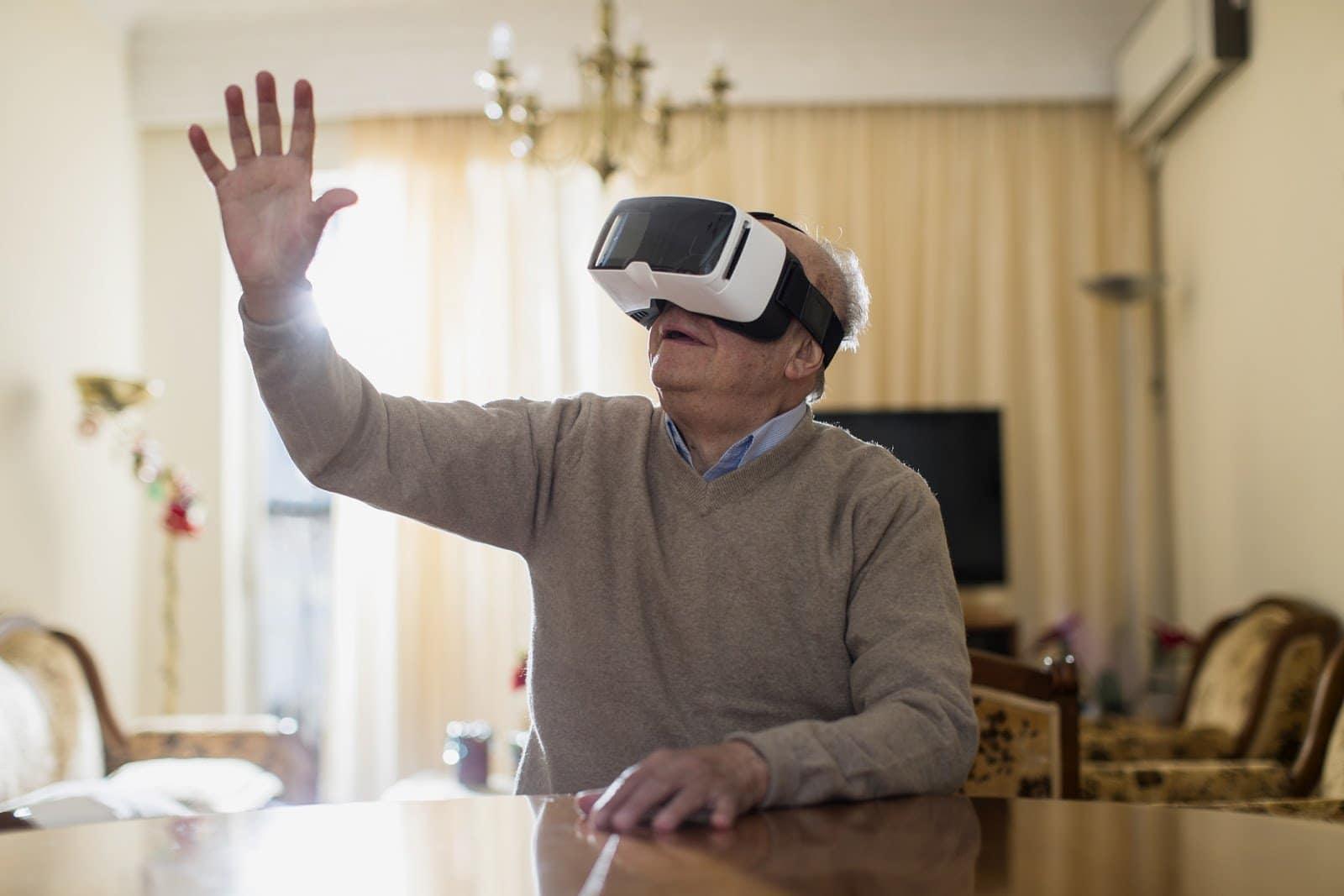 Les casques de r alit virtuelle en EHPAD 6