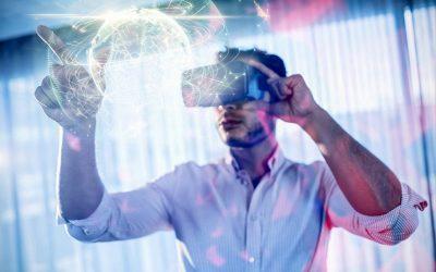 L'utilisation de la réalité virtuelle