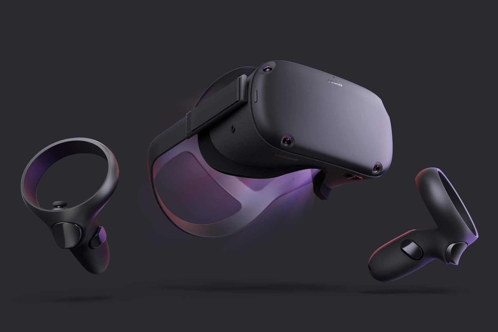 Un nouveau casque de r alit virtuelle Oculus 3