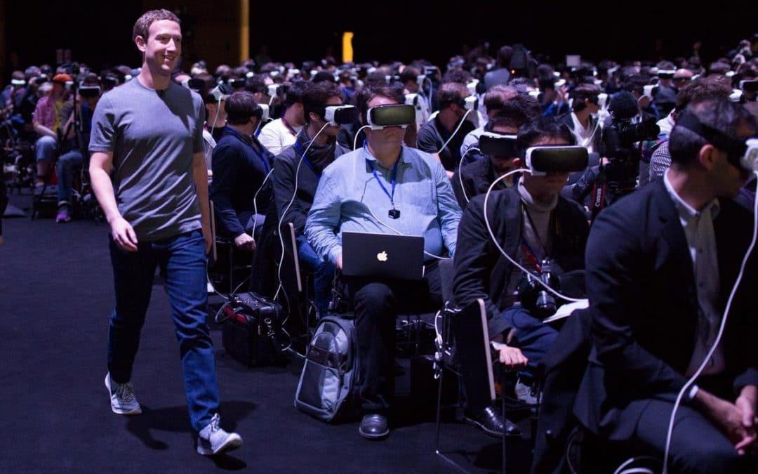 Un nouveau casque de réalité virtuelle Oculus