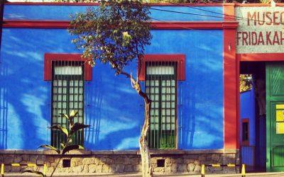 La visite virtuelle du musée Frida Kahlo