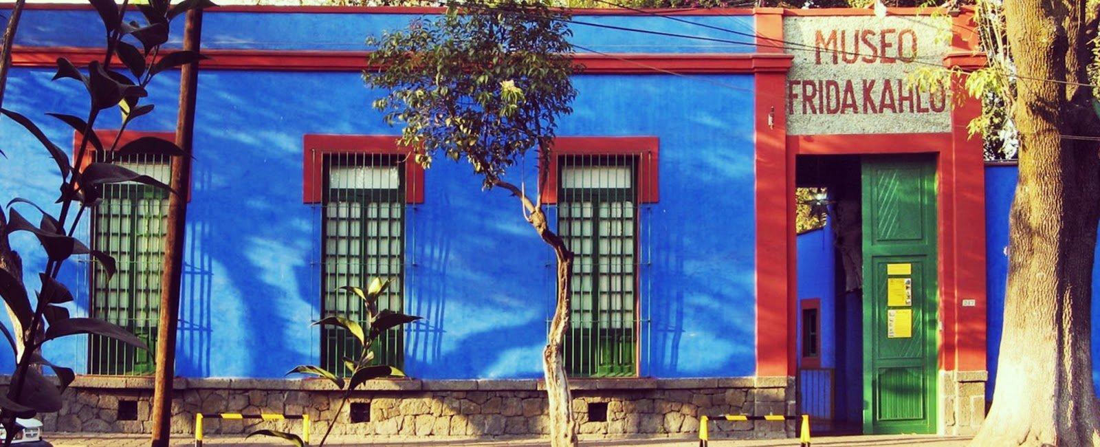 Visite virtuelle du mus e Frida Kahlo 3