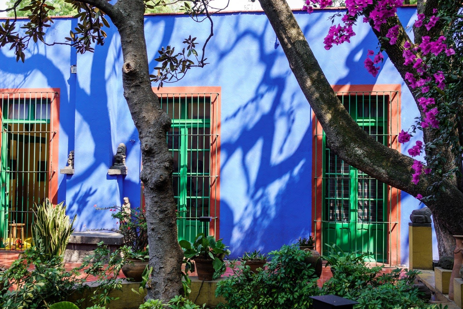 Visite virtuelle du mus e Frida Kahlo 4