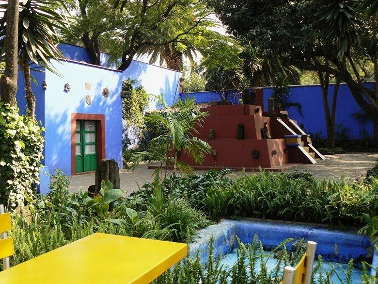 Visite virtuelle du mus e Frida Kahlo 5