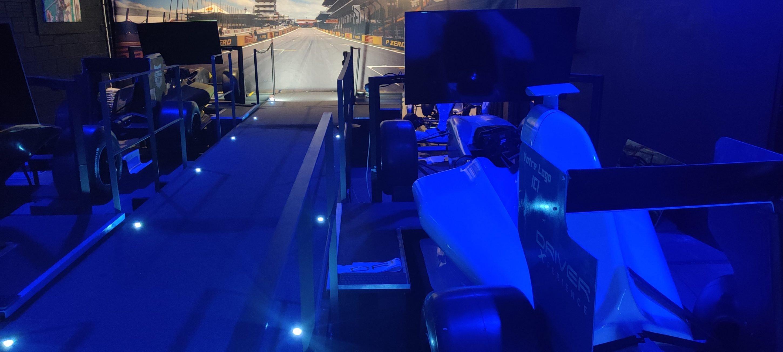 simulateur formule 1 realite virtuelle